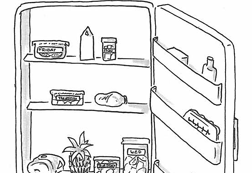 The ice cold egg hold parenting 2 0 for Refrigerator coloring page